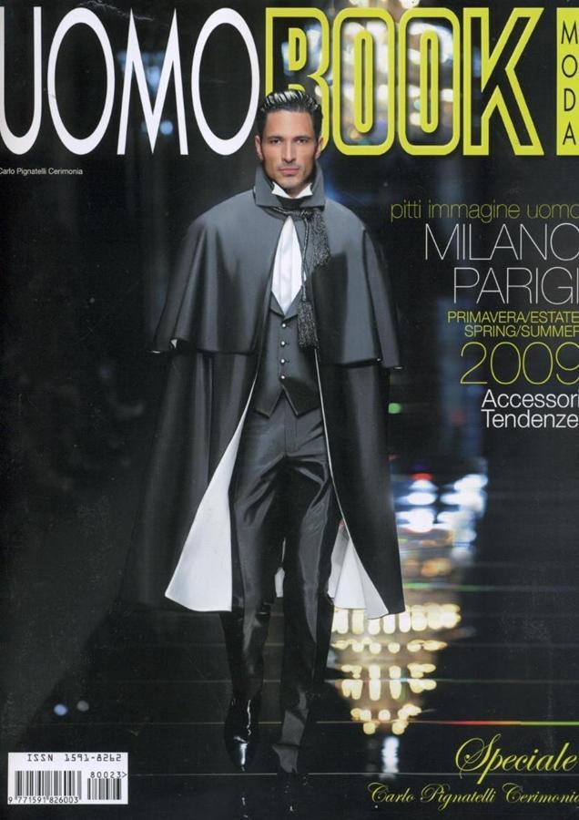 Book Moda Uomo 2008-9-1 Cover_636x900